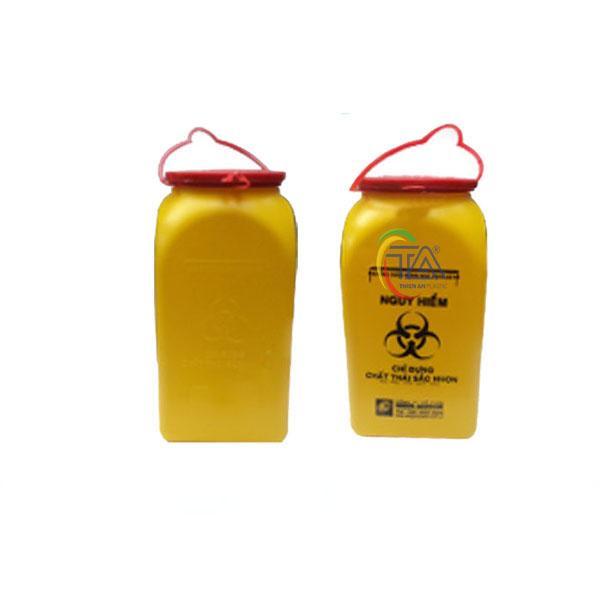 Hôp Đựng Kim Tiêm 1.5 Lít