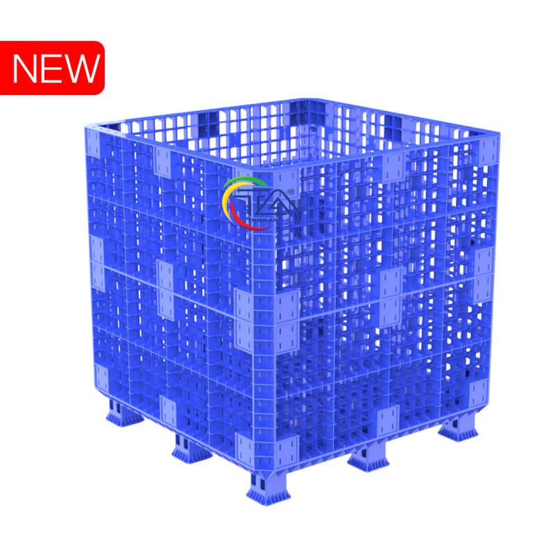Sóng Nhựa Lắp Ráp 1.1m KT: 1100x1100x1150mm