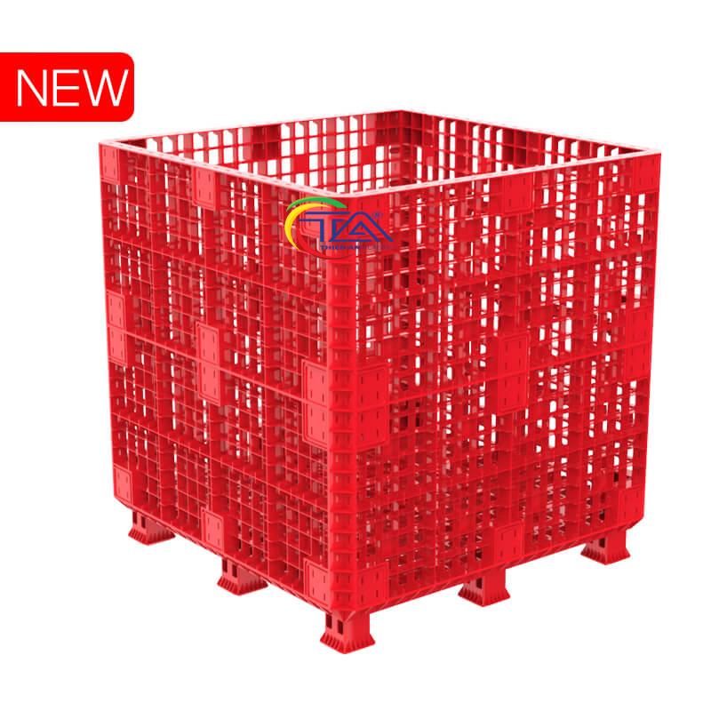 Sóng Nhựa Lắp Ráp 1.2m KT:1200x1200x1250mm