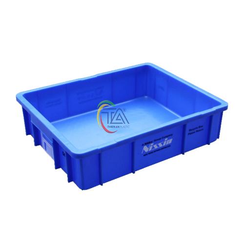 Thùng Nhựa Đặc B9 KT: 495x395x115mm