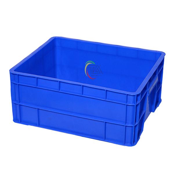 Thùng Nhựa Đặc KPT02 KT: 515x430x225mm
