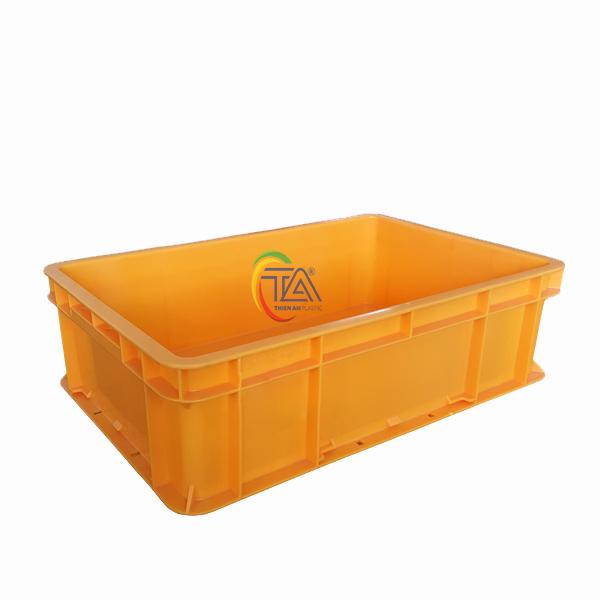 Thùng Nhựa Đặc TTC 531 KT : 503x335x149mm