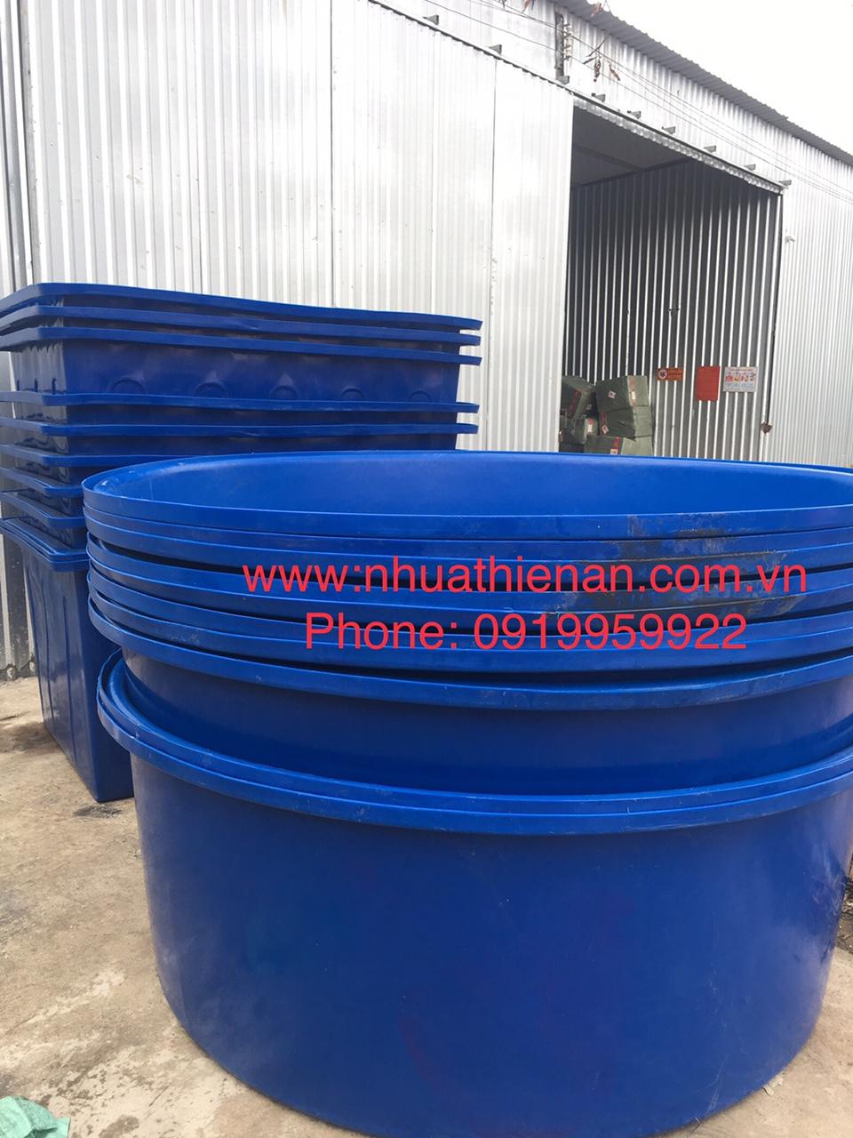 Thùng Nhựa Đựng Nước