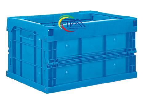 Thùng Nhựa Gập NCC701m-TA KT:441x325x250mm
