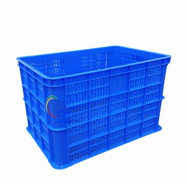 Thùng Nhựa Rỗng HS005 KT: 610x420x390mm