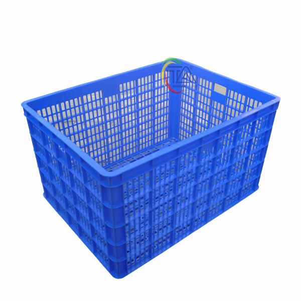 Thùng Nhựa Rỗng HS015 KT: 1186x886x668mm/26 Bánh Xe