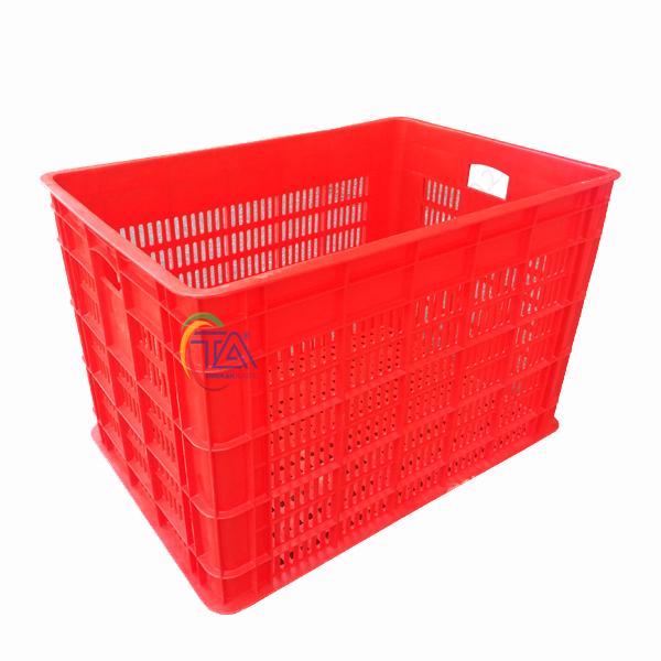 Thùng Nhựa Rỗng HS027 KT: 600x460x425mm