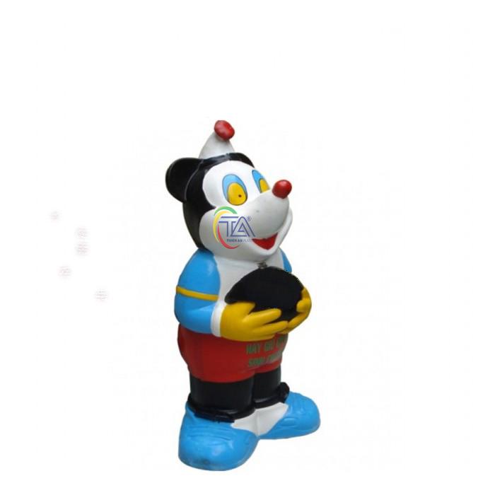 Thùng Rác Nhựa Mickey KT: 1100x600mm