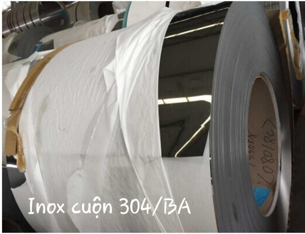 INOX 304/BA
