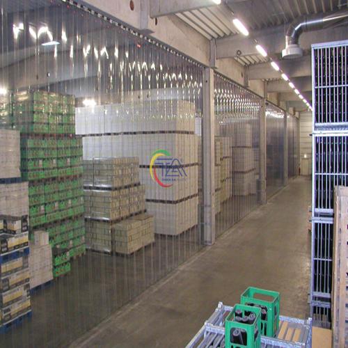 Màng nhựa PVC Phòng Lạnh