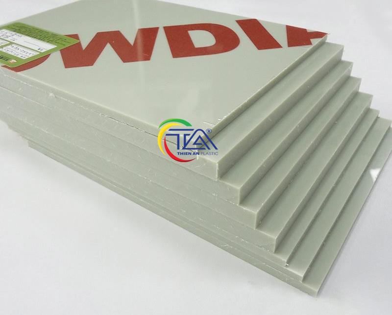 Tấm Nhựa PVC Nhập Khẩu