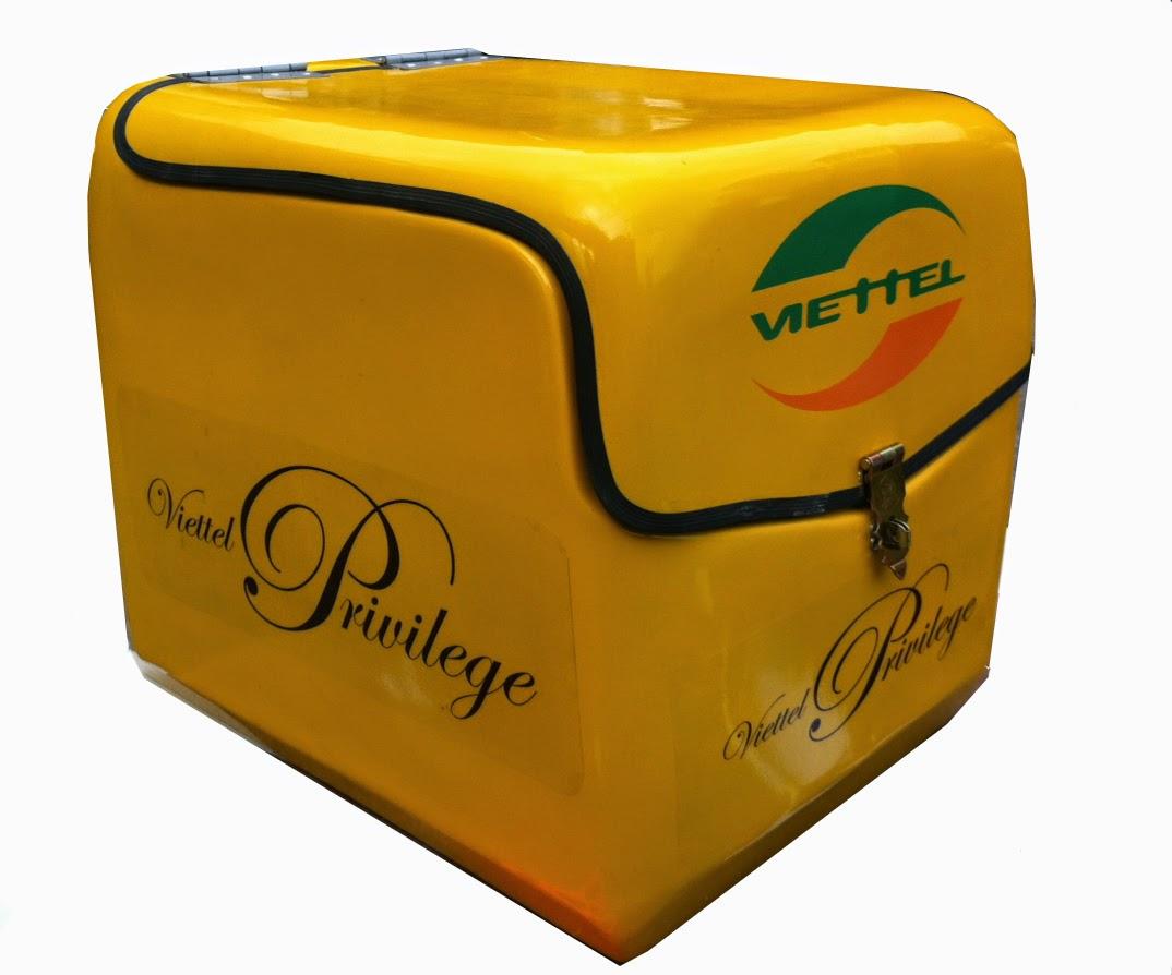 Thùng Chở Hàng Viettel