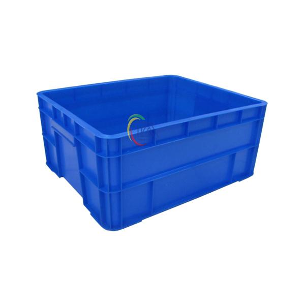 Thùng Nhựa Đăc B8      KT : 520x424x220 mm