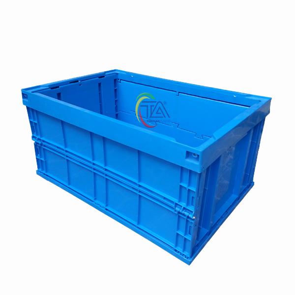 Thùng Nhựa Gập G1 KT: 650x445x330mm