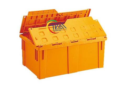 Thùng Nhựa Đặc NLC901-TA KT:550x345x231mm