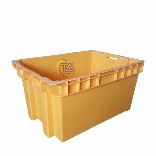 Thùng Nhựa Đặc TSN 112P KT : 625x445x320mm