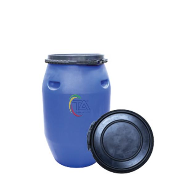 Thùng Phuy Nhựa 120L Đai Nhựa